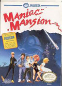 Maniac Mansion » Nintendo