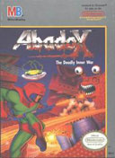 Abadox for NES