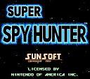 Super Spy Hunter - October 11'
