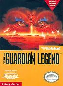 The Guardian Legend on NES